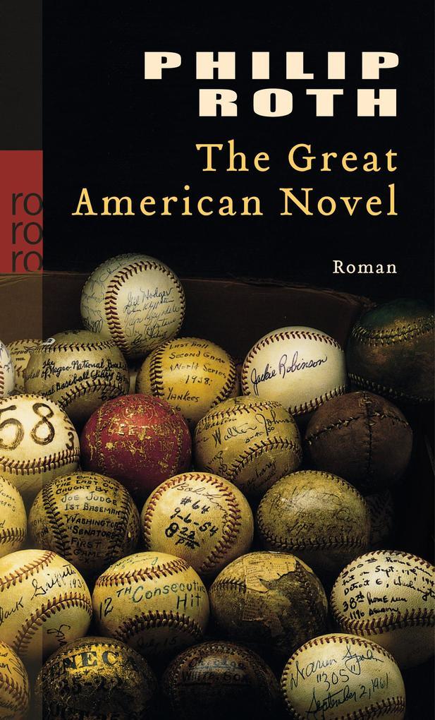 The Great American Novel als Taschenbuch