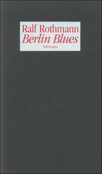 Berlin Blues als Buch