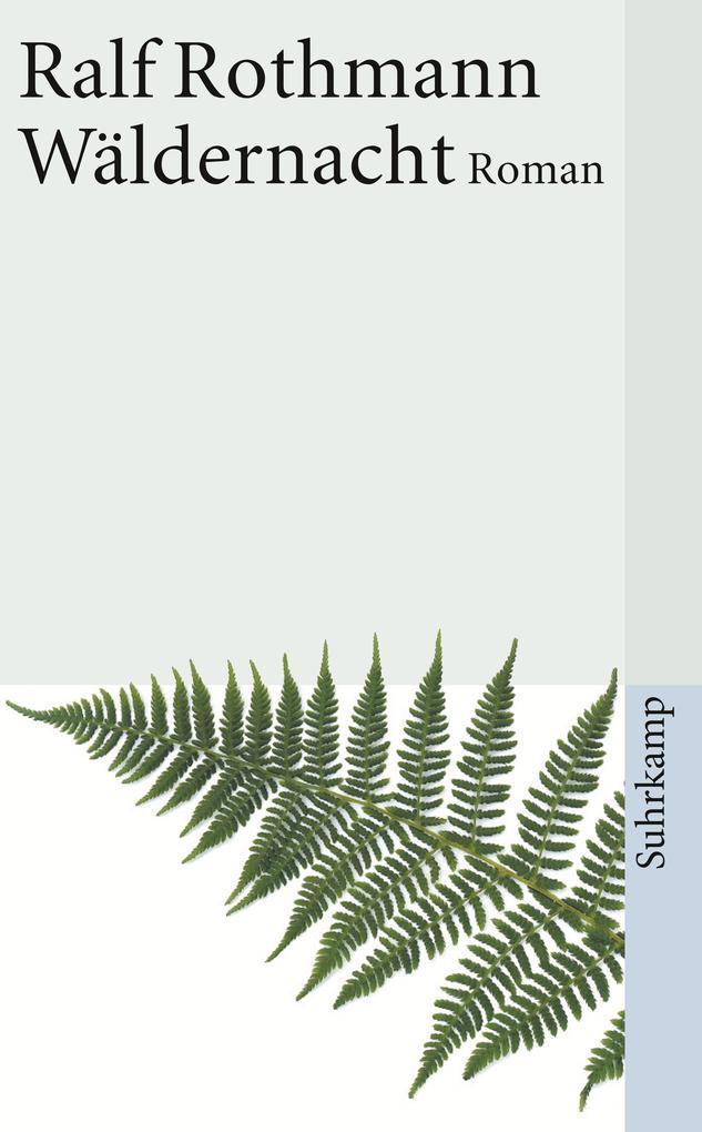 Wäldernacht als Taschenbuch