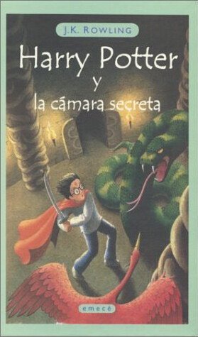 Harry Potter y la cámara secreta als Buch