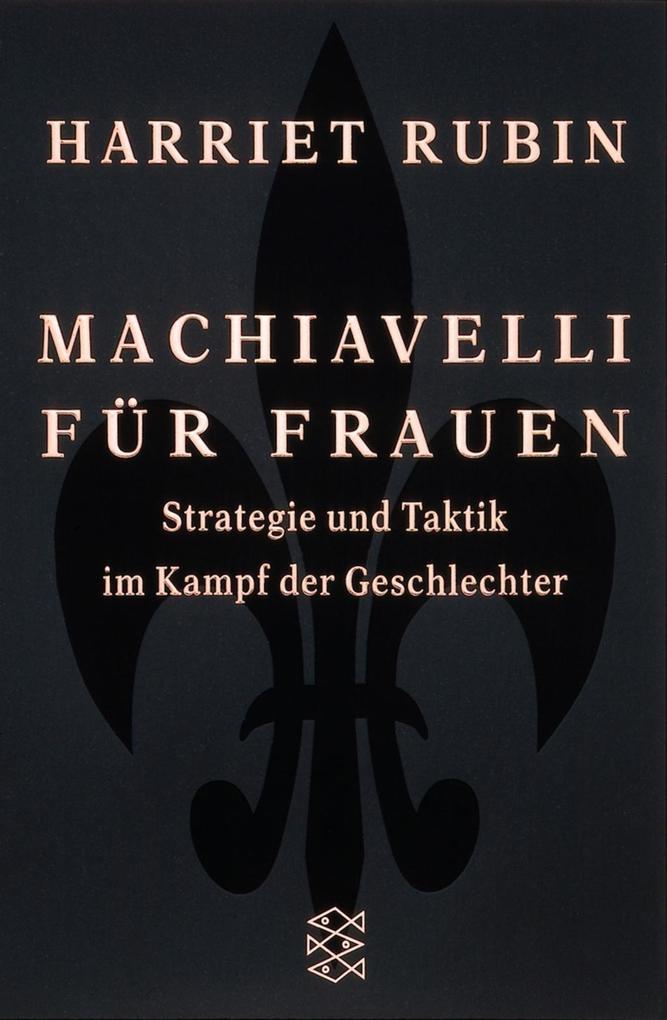 Machiavelli für Frauen als Taschenbuch