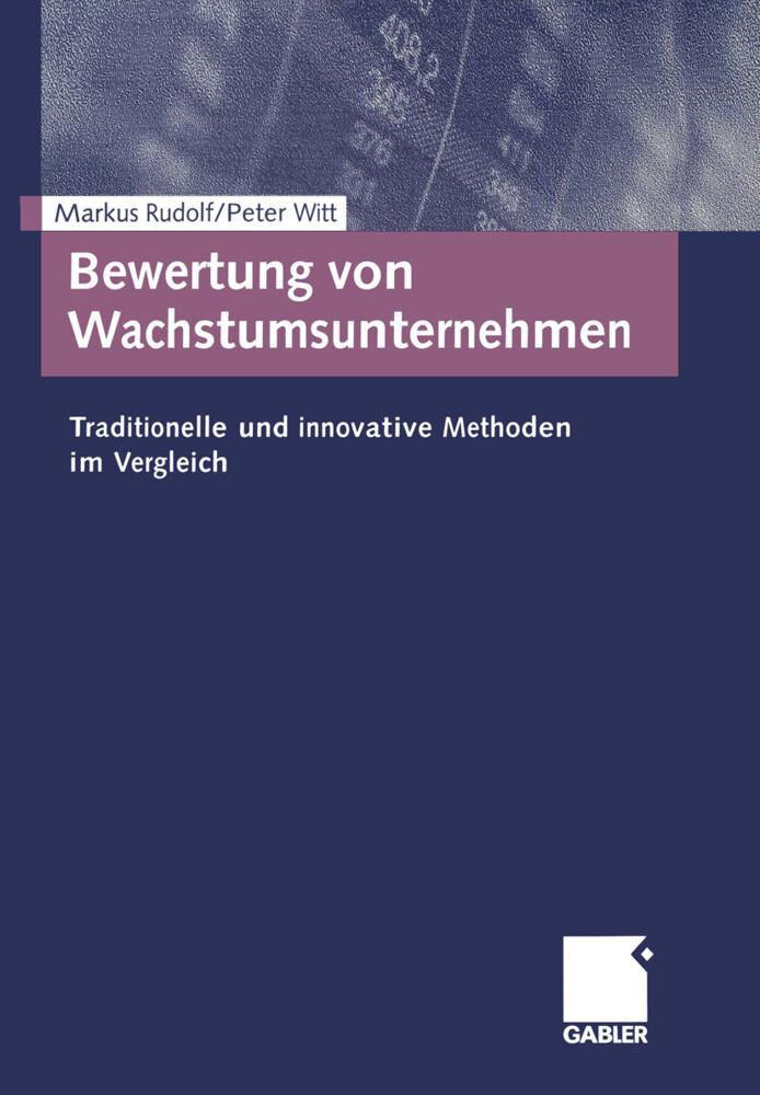 Bewertung von Wachstumsunternehmen als Buch