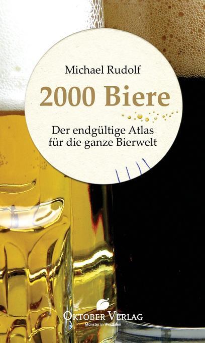 2000 Biere als Buch