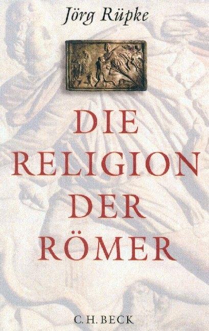Die Religion der Römer als Buch