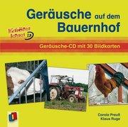 Geräusche auf dem Bauernhof. CD