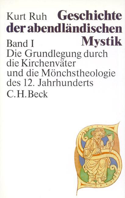Geschichte der abendländischen Mystik 1 als Buch