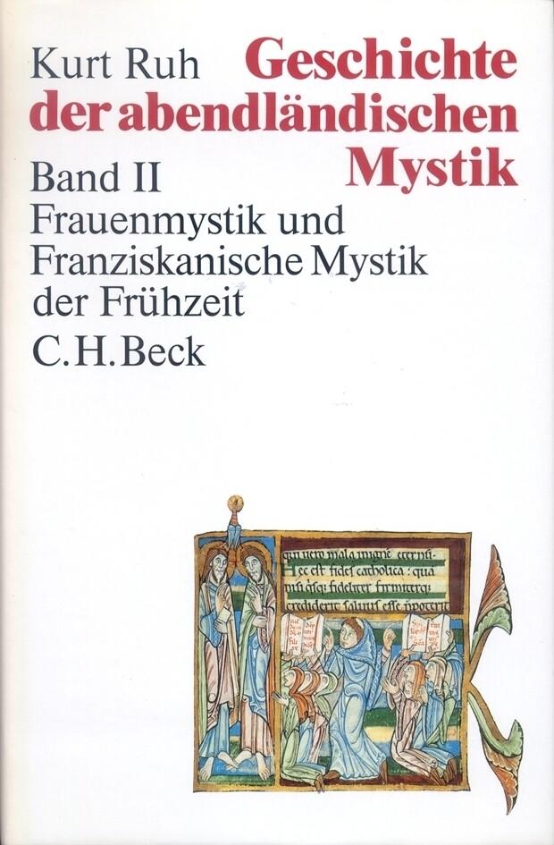 Geschichte der abendländischen Mystik 2 als Buch