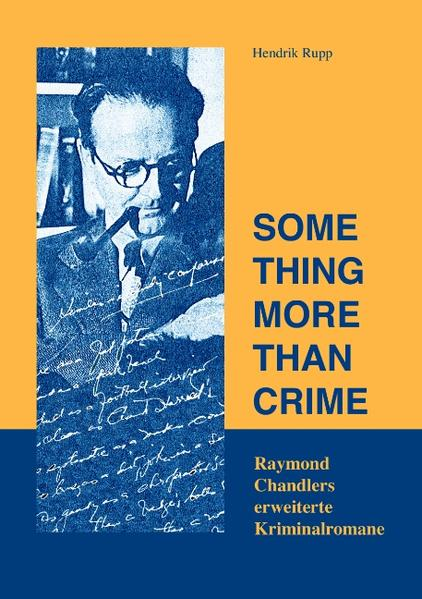 Something more than crime als Buch