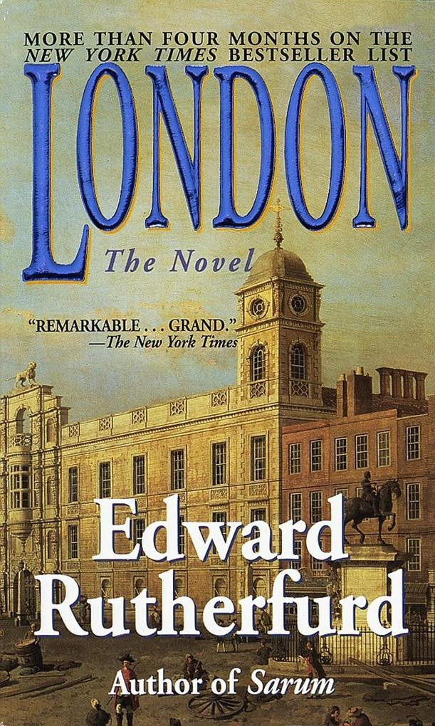 London: The Novel als Taschenbuch