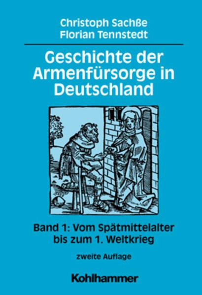 Geschichte der Armenfürsorge in Deutschland 1 als Buch