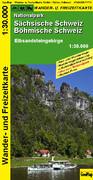Sächsische-Böhmische Schweiz Nationalpark 1 : 30 000