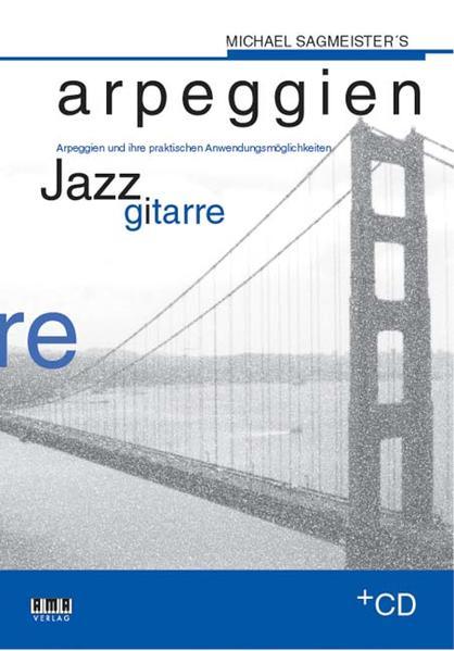 Sagmeisters Arpeggien Jazzgitarre als Buch