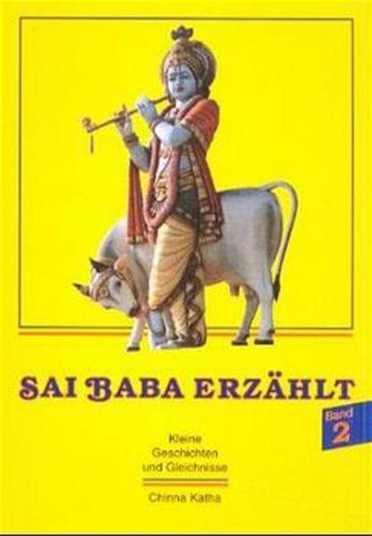 Sai Baba erzählt 2 als Buch
