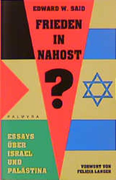 Frieden in Nahost? als Buch