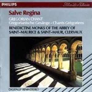 Salve Regina. Gregorianische Gesänge. Klassik-CD als CD