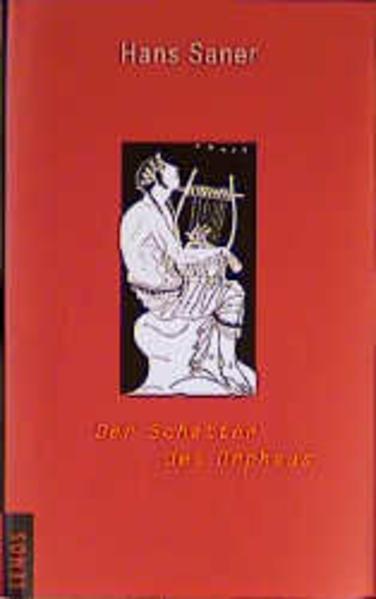 Der Schatten des Orpheus als Buch