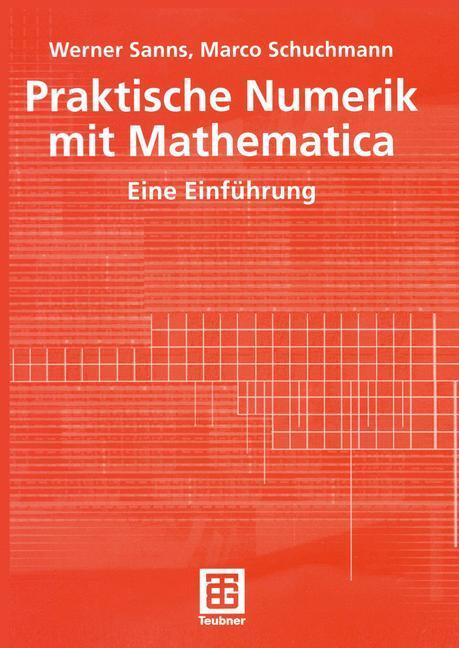 Praktische Numerik mit Mathematica als Buch