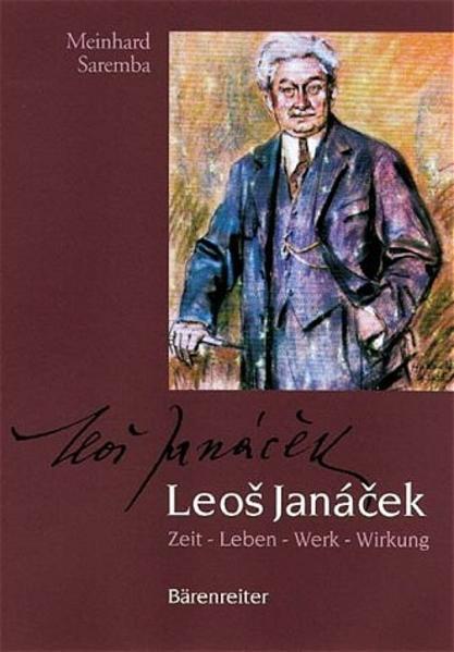 Leos Janaczek als Buch