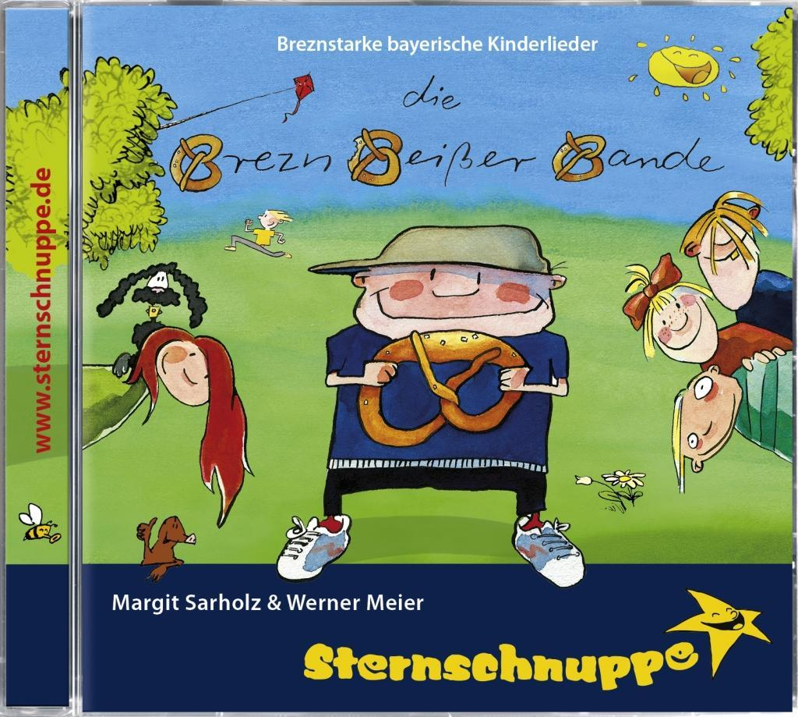 Die Brezn-Beißer-Bande. CD als Hörbuch