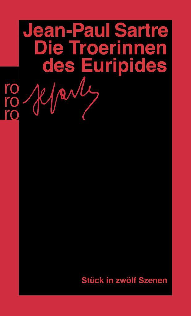 Die Troerinnen des Euripides als Taschenbuch