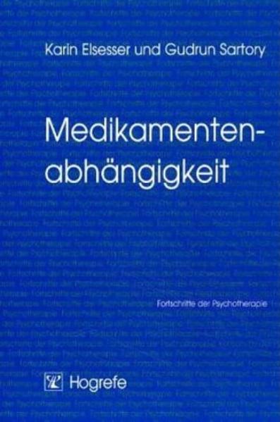 Medikamentenabhängigkeit als Buch