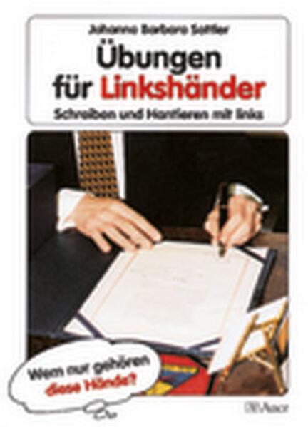 Übungen für Linkshänder als Buch