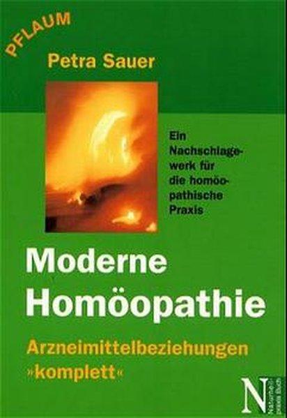 Moderne Homöopathie als Buch