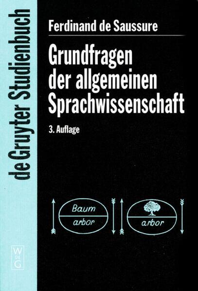 Grundfragen der Allgemeinen Sprachwissenschaft als Buch