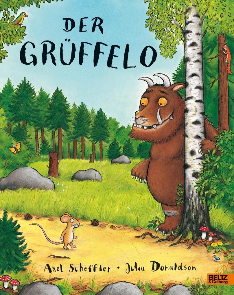 Der Grüffelo als Buch