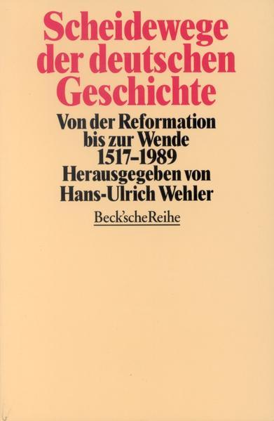 Scheidewege der deutschen Geschichte als Taschenbuch