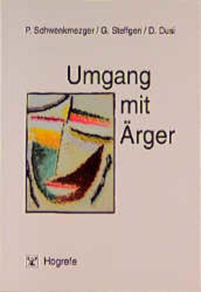Umgang mit Ärger als Buch