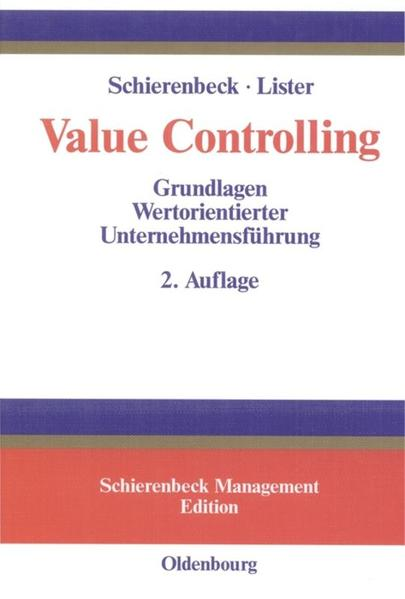 Value Controlling als Buch
