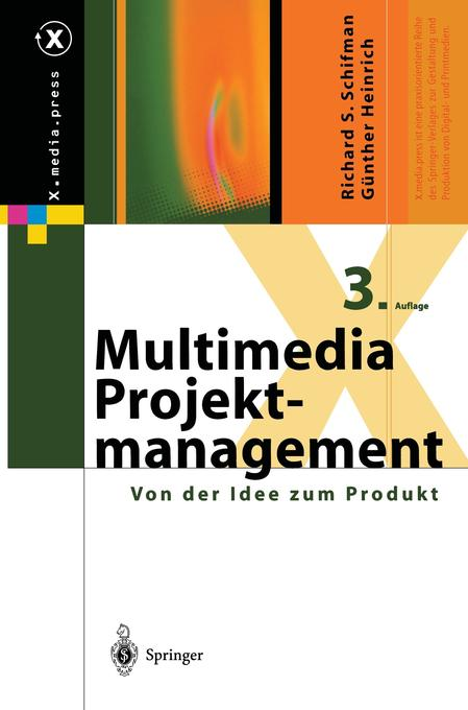 Multimedia-Projektmanagement als Buch