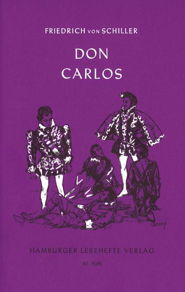 Don Carlos, Infant von Spanien als Taschenbuch