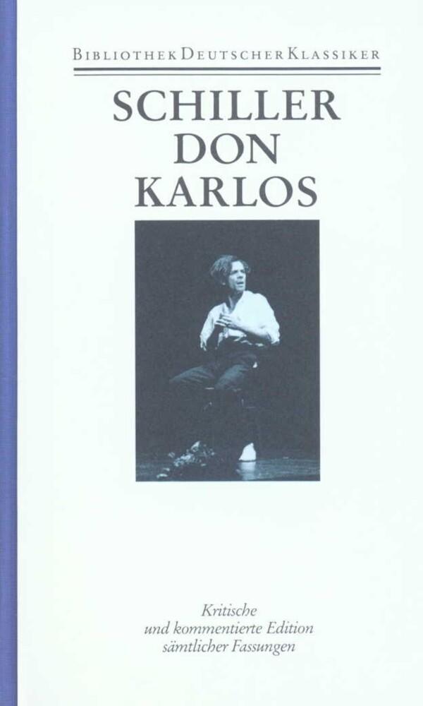 Dramen II. Don Karlos als Buch