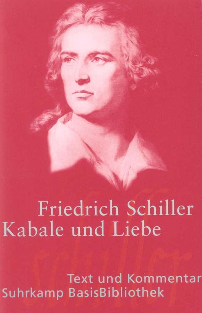 Kabale und Liebe als Taschenbuch