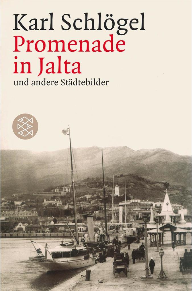 Promenade in Jalta und andere Städtebilder als Taschenbuch