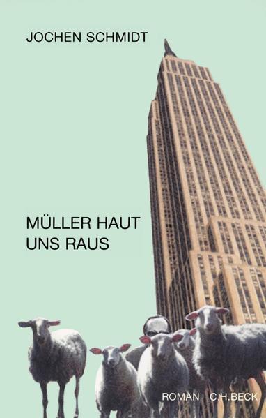 Müller haut uns raus als Buch