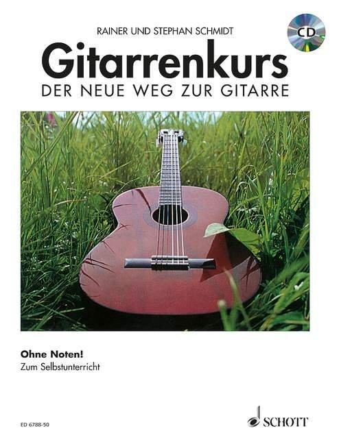 Gitarrenkurs. Inkl. CD als Buch