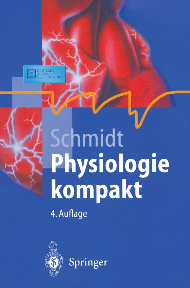 Physiologie kompakt als Buch