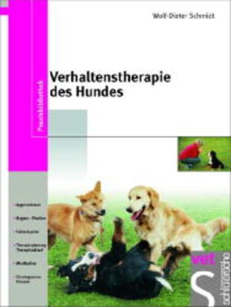 Verhaltenstherapie des Hundes als Buch