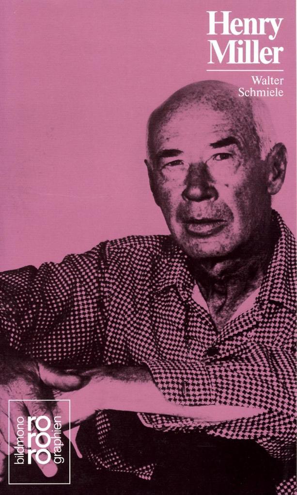 Henry Miller als Taschenbuch