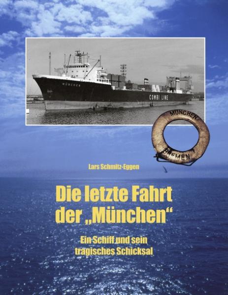 Die letzte Fahrt der München als Buch