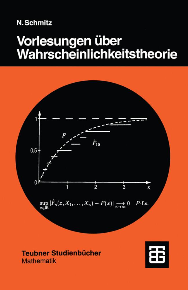 Vorlesungen über Wahrscheinlichkeitstheorie als Buch