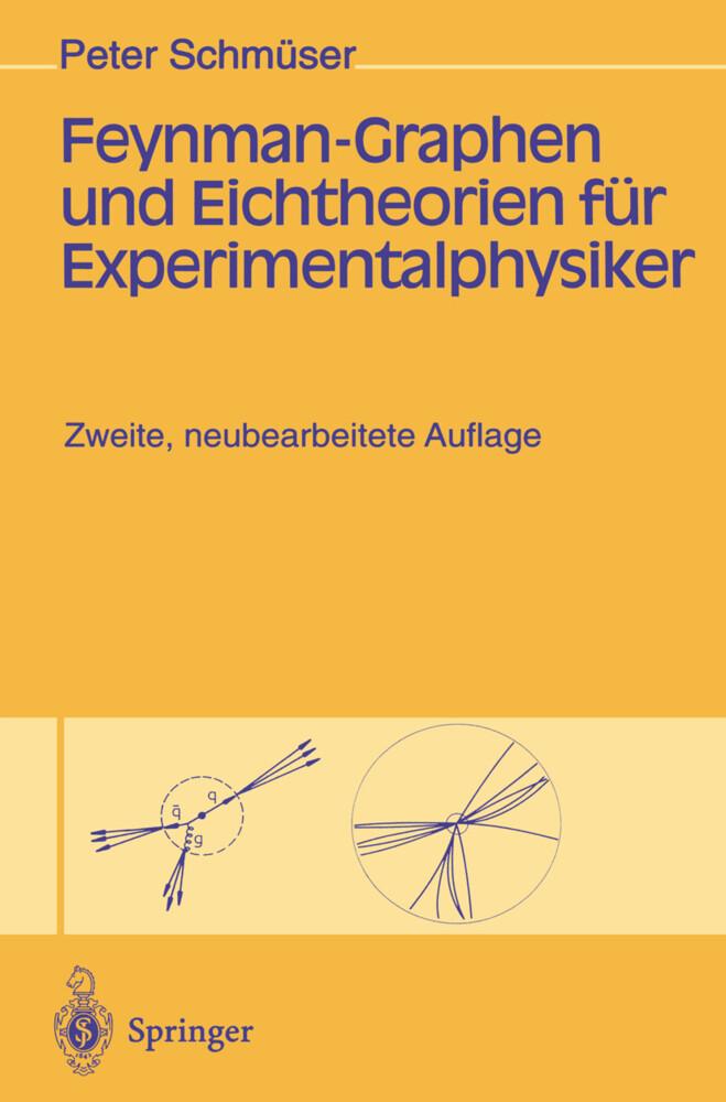 Feynman - Graphen und Eichtheorien für Experimentalphysiker als Buch