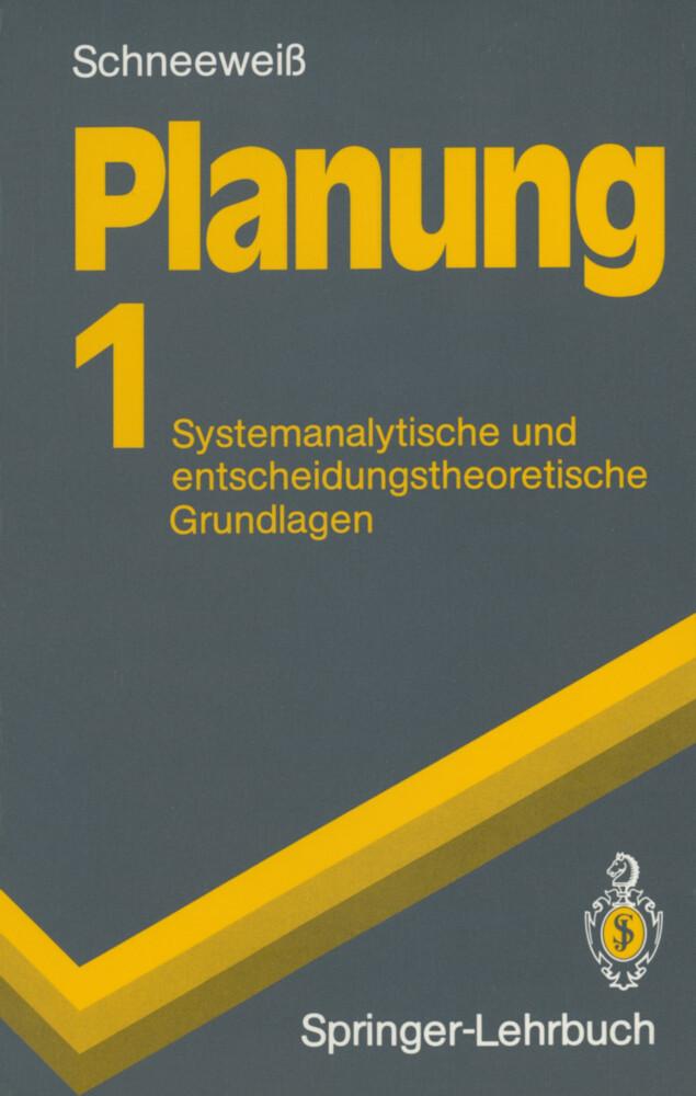 Systemanalytische und entscheidungstheoretische Grundlagen als Buch