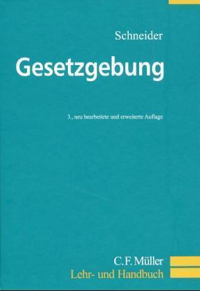 Gesetzgebung als Buch