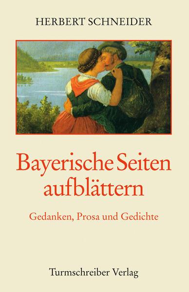 Bayerische Seiten aufblättern als Buch