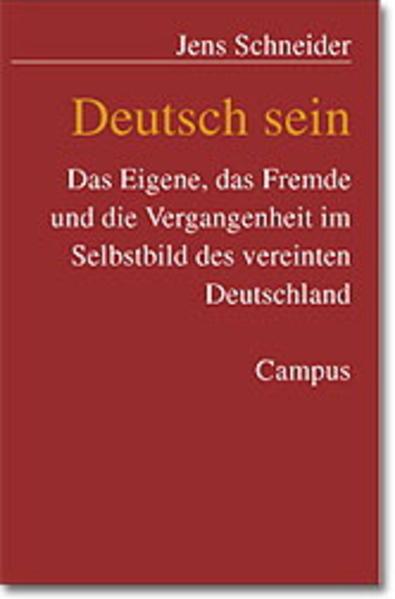 Deutsch sein als Buch