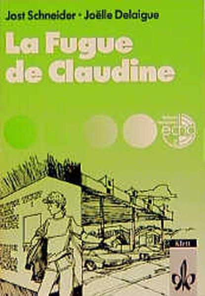 La Fugue de Claudine als Buch